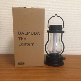 バルミューダ(BALMUDA)のバルミューダ - ザ・ランタン ブラック(その他)
