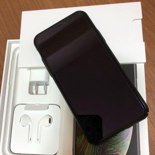 iPhone -  iPhoneXS 256G 【国内版SIMフリー.極美品】