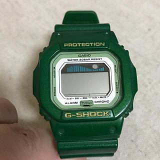 ジーショック(G-SHOCK)のカシオG-SHOCK  G-LIDE 緑(腕時計(デジタル))