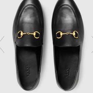 グッチ(Gucci)の定価11万円GUCCIビットローファー36.5新品(ローファー/革靴)