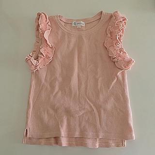 ロペピクニック(Rope' Picnic)の子供服 ROPE' PICNIC タンクトップ トップス130cm(Tシャツ/カットソー)