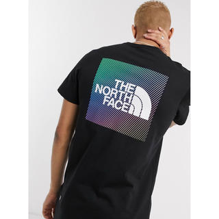 ザノースフェイス(THE NORTH FACE)の【Mサイズ】新品タグ付き ノースフェイス レッドボックス Tシャツ ブラック(Tシャツ/カットソー(半袖/袖なし))