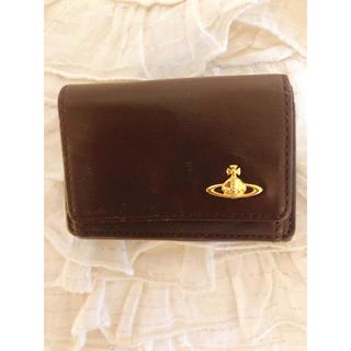 ヴィヴィアンウエストウッド(Vivienne Westwood)のヴィヴィアン・ウエストウッド 三つ折財布(折り財布)