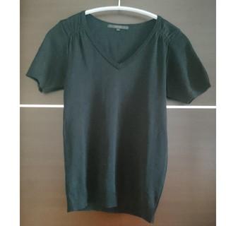 アナイ(ANAYI)の値下げ!アナイ 黒 Tシャツ トップス カットソー  美品です!(Tシャツ(半袖/袖なし))