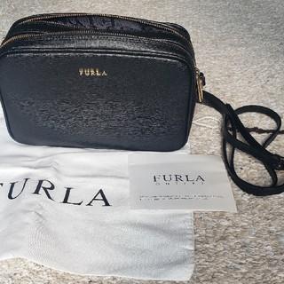 Furla -  FURLA フルラ ポシェット ショルダーバッグ ブラック