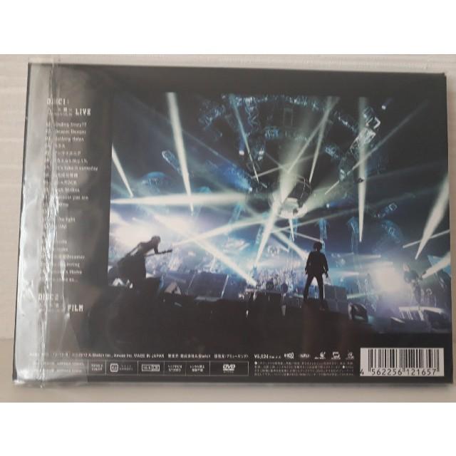 "ONE OK ROCK(ワンオクロック)の★おまけ付 ONE OK ROCK 2013""人生×君=  DVD2枚組 エンタメ/ホビーのDVD/ブルーレイ(ミュージック)の商品写真"