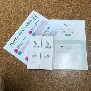 イキレイ オーラルケア トリートメントジェル ピーチ&ミント IKIREI(口臭防止/エチケット用品)