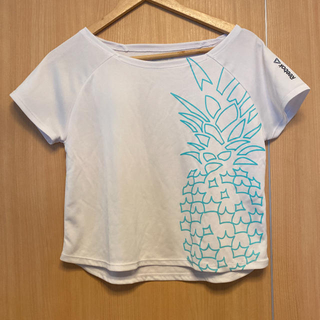 リーボック(Reebok)のトレーニングウェア Tシャツ(ウェア)