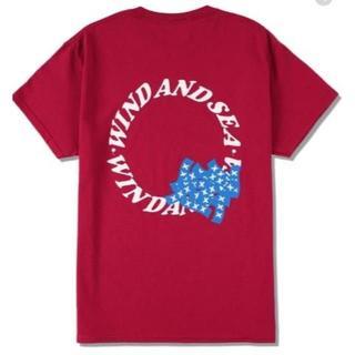 シー(SEA)のWIND AND SEA WDS ウィンダンシー XXX コラボ Tシャツ(Tシャツ/カットソー(半袖/袖なし))