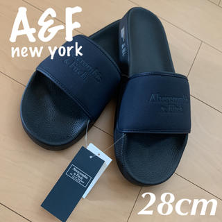 Abercrombie&Fitch - 【新品】A&F abercrombie&fitch アバクロ シャワーサンダル