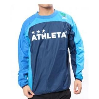 アスレタ(ATHLETA)の新品アスレタメンズ サッカーフットサルピステシャツウォームアップ ATHLETA(ウェア)