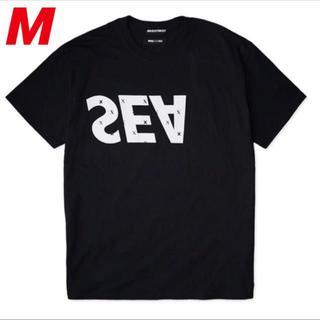 シー(SEA)のWIND AND SEA WDS ウィンダンシー XXX コラボ Tシャツ 黒(Tシャツ/カットソー(半袖/袖なし))