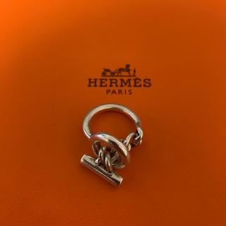 エルメス(Hermes)のHERMES クロワゼット 正規品 約7.5号 シェーヌ(リング(指輪))