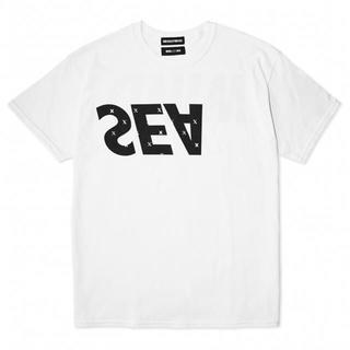 シー(SEA)のwind and sea × GOD SELECTION Tシャツ 05 白 M(Tシャツ/カットソー(半袖/袖なし))