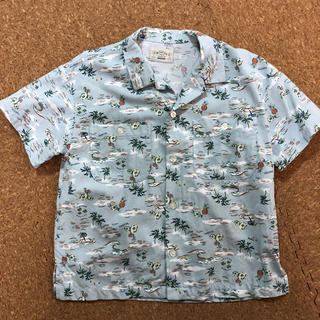 半袖シャツ アロハシャツ