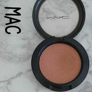 MAC - MAC♡シアトーンブラッシュ トレースゴールド マック