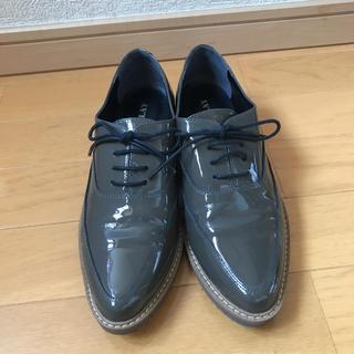 バークレー(BARCLAY)のバークレーのアミアゲローファー23.5センチ(ローファー/革靴)