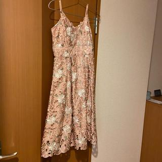 リリーブラウン(Lily Brown)のミディアムドレス(ミディアムドレス)