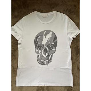 アレキサンダーマックイーン(Alexander McQueen)のAlexander McQueen  Tシャツ S 白(Tシャツ/カットソー(半袖/袖なし))