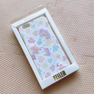 フェイラー(FEILER)の【新品未開封】フェイラー iPhone6 ケース(iPhoneケース)