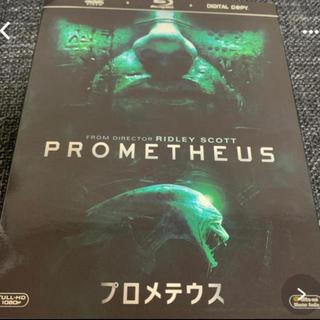 プロメテウス 2枚組ブルーレイ&DVD〔初回生産限定〕(外国映画)