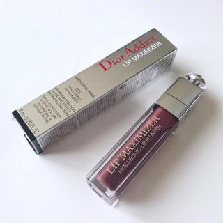 Dior - Dior ディオール アディクト リップ マキシマイザー 020 ブラウン