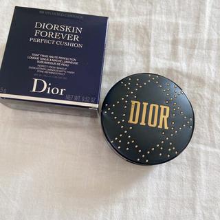 Dior - Dior新品ディオールスキンフォーエヴァークッション限定品