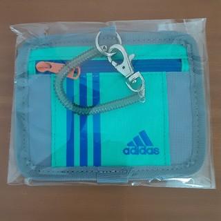 アディダス(adidas)の新品アディダス☆パスケース(定期入れ)