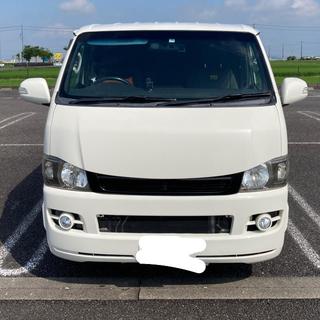 トヨタ - ハイエース ディーゼル 4WD S-GL ベッドキット 1型 レジアスエースバン