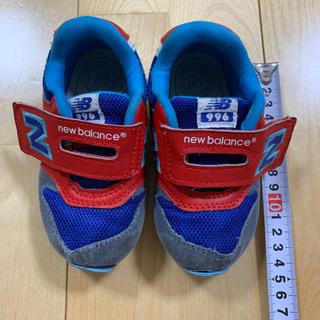 New Balance - キッズ靴  14cm  ニューバランス