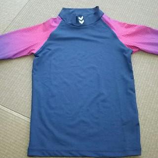ヒュンメル(hummel)のhummelサッカー用インナーシャツ(ジュニア用)(ウェア)