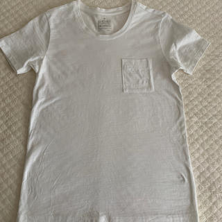MUJI (無印良品) - 無印良品 白 Tシャツ XS