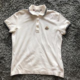 MONCLER - MONCLER レディースポロシャツ