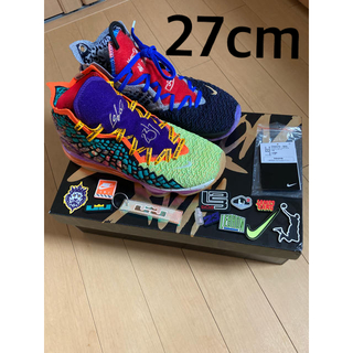 NIKE - レブロン17 what the 27cm