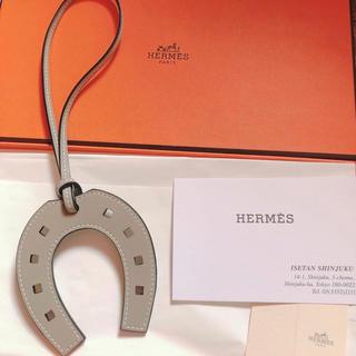 Hermes - HERMES パドックチャーム 馬蹄 シュバルロデオツイリー オランチャーム