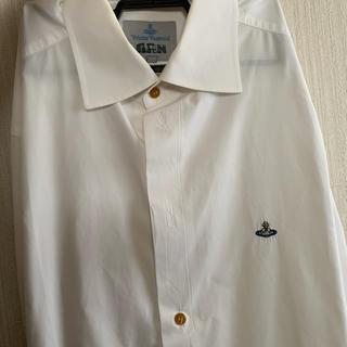 ヴィヴィアンウエストウッド(Vivienne Westwood)のヴィヴィアンウエストウッド 白シャツ(シャツ)