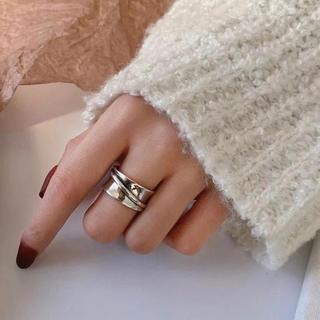 ジーナシス(JEANASIS)の高品質シルバーリングS925(リング(指輪))