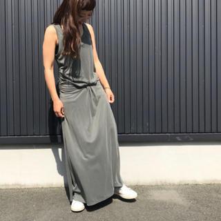SCOT CLUB - ANNA KERRY ♡フロントタックマキシワンピース