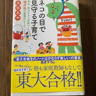 小学館 - ネコの目で見守る子育て 学力・体力テスト日本一!福井県の教育のヒミツ