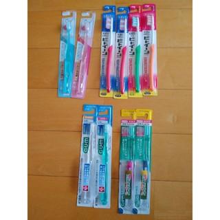 サンスター(SUNSTAR)の新品未使用Gum、 Ora2、ビトイーン歯ブラシ10本(歯ブラシ/デンタルフロス)