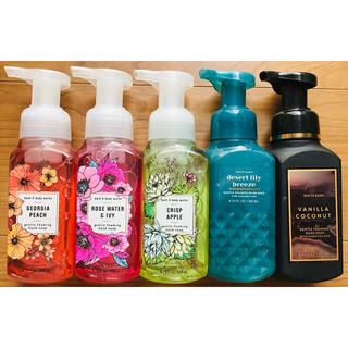 Bath & Body Works - bath&body works HAND SOAP 5点 バス&ボディワークス