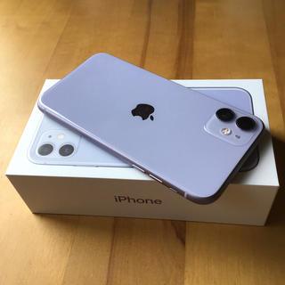 iPhone - iPhone 11 128G SIMフリー Appleストア購入 美品