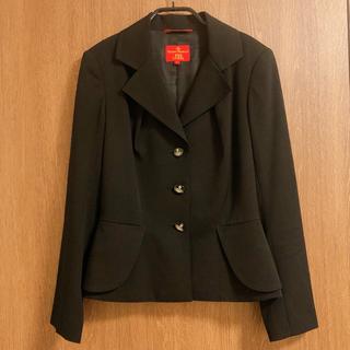 ヴィヴィアンウエストウッド(Vivienne Westwood)のVivienneWestwood RED LABEL☆ジャケット☆ブラック☆(テーラードジャケット)