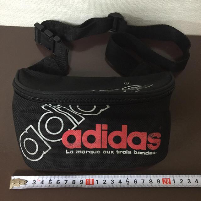 adidas(アディダス)のウエストポーチ メンズのバッグ(ウエストポーチ)の商品写真