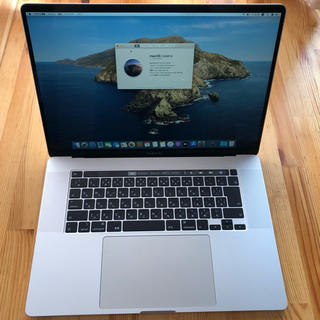 Apple - MacBook Pro 16インチ 2019 MVVL2J/A シルバー