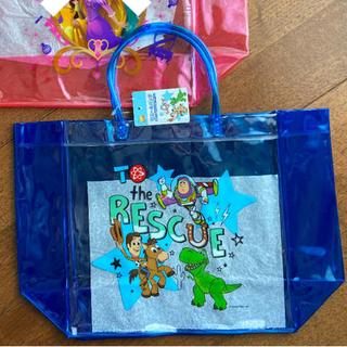 Disney - ディズニー プールバッグ 2個