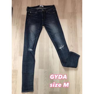 ジェイダ(GYDA)の美龍空翔様専用GYDA Fit me denim size 二ーダメージ M(デニム/ジーンズ)
