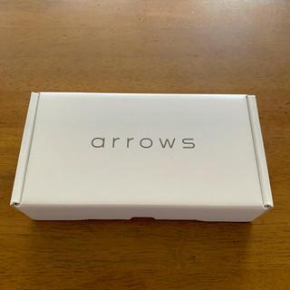 アローズ(arrows)のarrows M05 ブラック(スマートフォン本体)