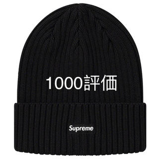 Supreme - Supreme 20SS Overdyed Beanie 黒