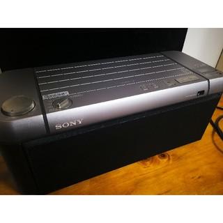 ソニー(SONY)のソニーSONY D-2010改造品ステレオスピーカー(スピーカー)